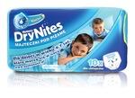 Spokojny sen dziecka moczącego się w nocy – majteczki Huggies? DryNites