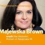 Spotkanie z Niną Majewską-Brown w Poznaniu