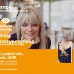 ANNA SZCZYPCZYŃSKA (autorka bloga PANNA ANNA BIEGA) - SPOTKANIE AUTORSKIE - ŁÓDŹ