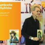 Agnieszka Chylińska w krakowskim Empiku